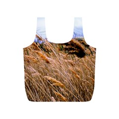Blowing Prairie Grass Reusable Bag (s) by bloomingvinedesign