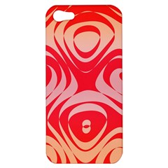 Gradient Shapes Apple Iphone 5 Hardshell Case by LalyLauraFLM