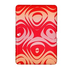 Gradient shapes Samsung Galaxy Tab 2 (10.1 ) P5100 Hardshell Case