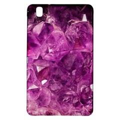 Amethyst Stone Of Healing Samsung Galaxy Tab Pro 8 4 Hardshell Case by FunWithFibro