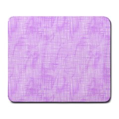 Hidden Pain In Purple Large Mouse Pad (rectangle) by FunWithFibro