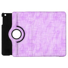 Hidden Pain In Purple Apple Ipad Mini Flip 360 Case by FunWithFibro