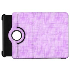Hidden Pain In Purple Kindle Fire Hd Flip 360 Case by FunWithFibro