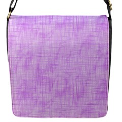 Hidden Pain In Purple Flap Closure Messenger Bag (small) by FunWithFibro