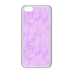 Hidden Pain In Purple Apple Iphone 5c Seamless Case (white) by FunWithFibro