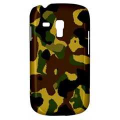 Camo Pattern  Samsung Galaxy S3 Mini I8190 Hardshell Case by Colorfulart23