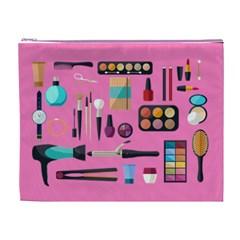 Bag By X   Cosmetic Bag (xl)   Ov093bug0y4x   Www Artscow Com Front