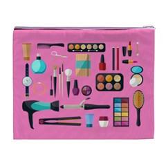 Bag By X   Cosmetic Bag (xl)   Ov093bug0y4x   Www Artscow Com Back