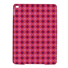 Abstract Pink Floral Tile Pattern Apple Ipad Air 2 Hardshell Case by creativemom