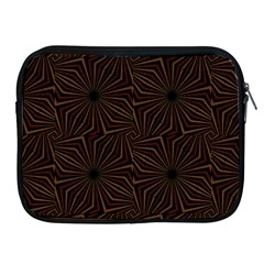 Tribal Geometric Vintage Pattern  Apple Ipad Zippered Sleeve by dflcprints