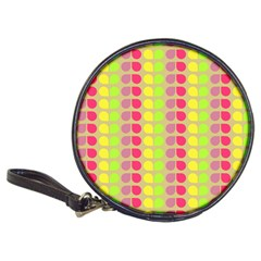 Colorful Leaf Pattern Cd Wallet by creativemom