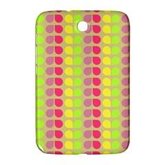 Colorful Leaf Pattern Samsung Galaxy Note 8 0 N5100 Hardshell Case  by creativemom