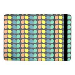 Colorful Leaf Pattern Samsung Galaxy Tab Pro 10 1  Flip Case by creativemom