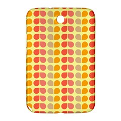 Colorful Leaf Pattern Samsung Galaxy Note 8 0 N5100 Hardshell Case  by creativemom