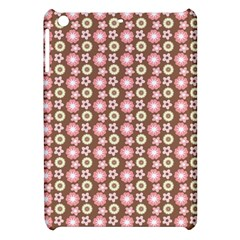 Cute Floral Pattern Apple Ipad Mini Hardshell Case by creativemom