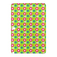 Cute Floral Pattern Samsung Galaxy Tab Pro 12 2 Hardshell Case by creativemom