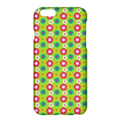 Cute Floral Pattern Apple Iphone 6 Plus Hardshell Case by creativemom