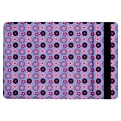 Cute Floral Pattern Apple Ipad Air 2 Flip Case by creativemom
