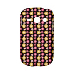 Cute Floral Pattern Samsung Galaxy S6810 Hardshell Case by creativemom