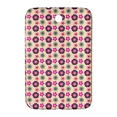 Cute Floral Pattern Samsung Galaxy Note 8.0 N5100 Hardshell Case  by creativemom