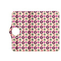 Cute Floral Pattern Kindle Fire Hdx 8 9  Flip 360 Case by creativemom
