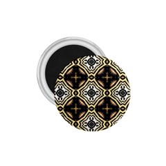 Faux Animal Print Pattern 1.75  Button Magnet by creativemom
