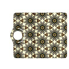 Faux Animal Print Pattern Kindle Fire Hdx 8 9  Flip 360 Case by creativemom