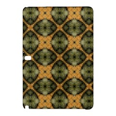 Faux Animal Print Pattern Samsung Galaxy Tab Pro 12.2 Hardshell Case by creativemom