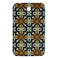 Faux Animal Print Pattern Samsung Galaxy Tab 3 (7 ) P3200 Hardshell Case  by creativemom