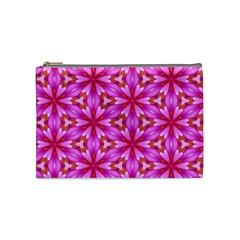 Cute Pretty Elegant Pattern Cosmetic Bag (medium) by creativemom
