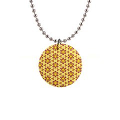 Cute Pretty Elegant Pattern Button Necklace by creativemom