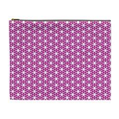 Cute Pretty Elegant Pattern Cosmetic Bag (xl) by creativemom