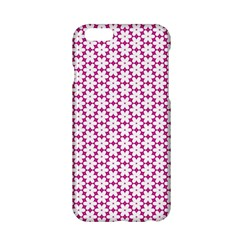 Cute Pretty Elegant Pattern Apple Iphone 6 Hardshell Case by creativemom