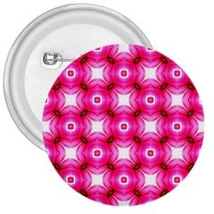 Cute Pretty Elegant Pattern 3  Button by creativemom