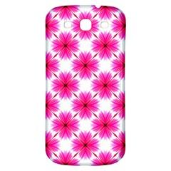 Cute Pretty Elegant Pattern Samsung Galaxy S3 S Iii Classic Hardshell Back Case by creativemom