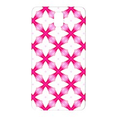 Cute Pretty Elegant Pattern Samsung Galaxy Note 3 N9005 Hardshell Back Case by creativemom