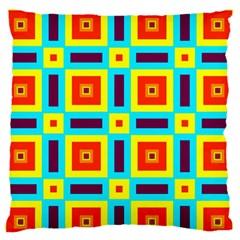 Cute Pretty Elegant Pattern Standard Flano Cushion Case (one Side) by creativemom
