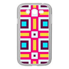 Cute Pretty Elegant Pattern Samsung Galaxy Grand Duos I9082 Case (white) by creativemom