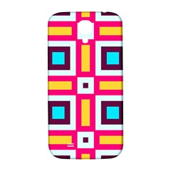 Cute Pretty Elegant Pattern Samsung Galaxy S4 I9500/i9505  Hardshell Back Case by creativemom