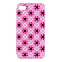 Cute Pretty Elegant Pattern Apple Iphone 4/4s Hardshell Case by creativemom