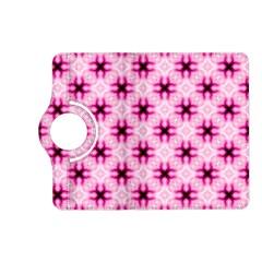 Cute Pretty Elegant Pattern Kindle Fire Hd (2013) Flip 360 Case by creativemom