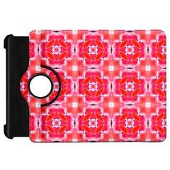 Cute Pretty Elegant Pattern Kindle Fire Hd Flip 360 Case by creativemom