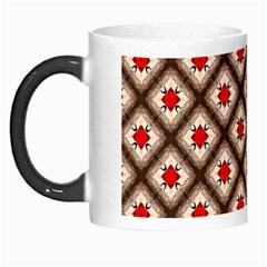 Cute Pretty Elegant Pattern Morph Mug by creativemom