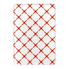 Cute Pretty Elegant Pattern Samsung Galaxy Tab Pro 12.2 Hardshell Case by creativemom