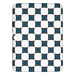 Cute Pretty Elegant Pattern Samsung Galaxy Tab 3 (10 1 ) P5200 Hardshell Case  by creativemom