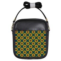 Cute Pretty Elegant Pattern Girl s Sling Bag by creativemom