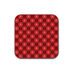 Cute Pretty Elegant Pattern Drink Coasters 4 Pack (square) by creativemom