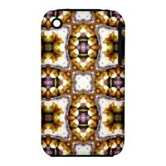 Cute Pretty Elegant Pattern Apple iPhone 3G/3GS Hardshell Case (PC+Silicone)