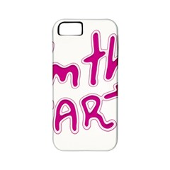 I Am The Party Typographic Design Quote Apple Iphone 5 Classic Hardshell Case (pc+silicone) by dflcprints