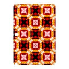 Cute Pretty Elegant Pattern Samsung Galaxy Tab Pro 10.1 Hardshell Case by creativemom